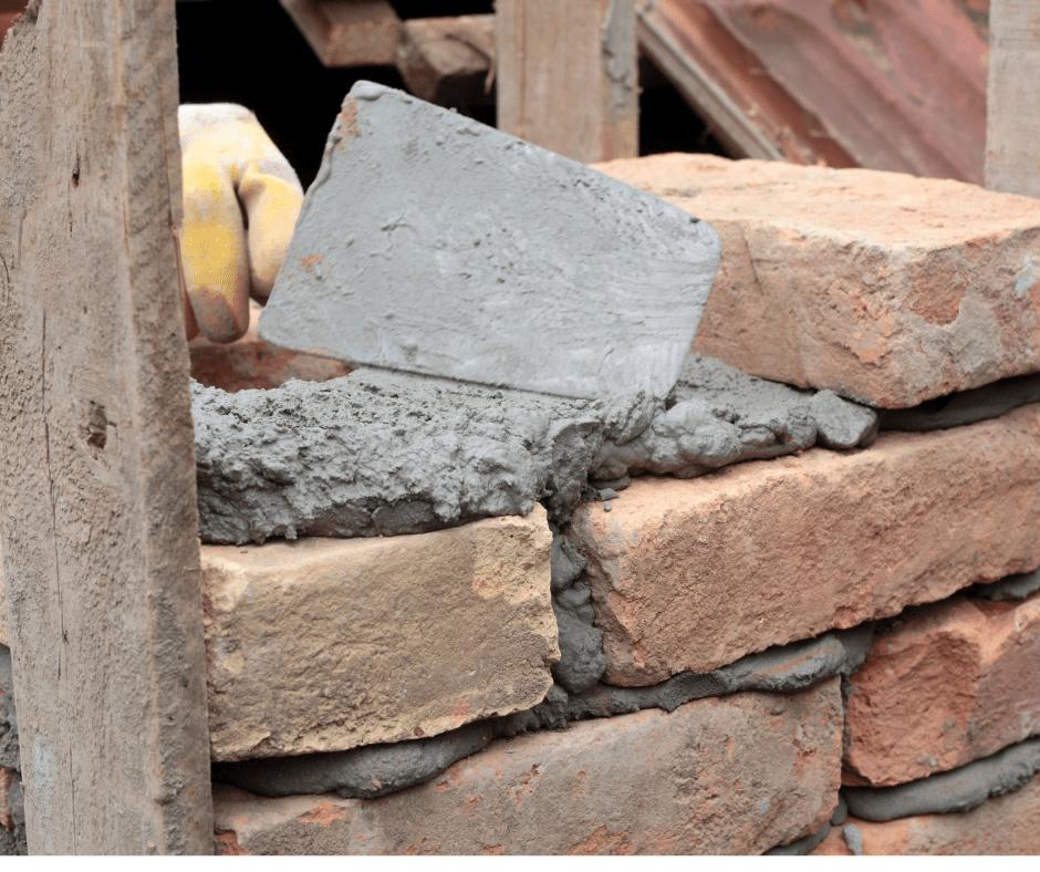 replacing brick